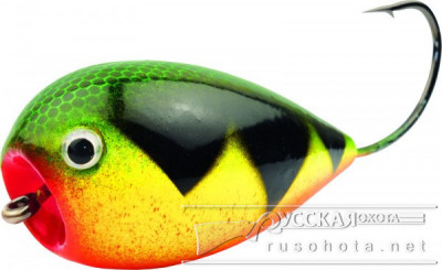 Воблер Bumble Lure 15гр. killer popper 15 perch fire tiger