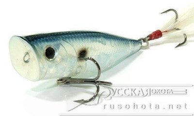 Воблер Lucky Craft G-Splash80F 10.гр. Ghost Blue Shad