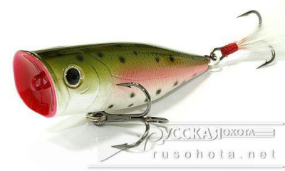 Воблер Lucky Craft G-Splash80F 10.гр. Laser Rainbow Trout