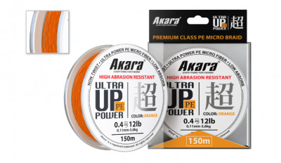 Шнур Akara Ultra Power 150м 0,07м