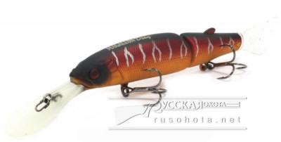 Воблер Jackall Magallon 38f fire tiger